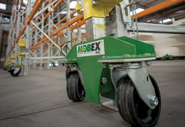 Reloskate - Using Reloskate's verstatile, durable and innovatively-designed power trucks is the fast, simple and cost-effective way to move pallet racking.
