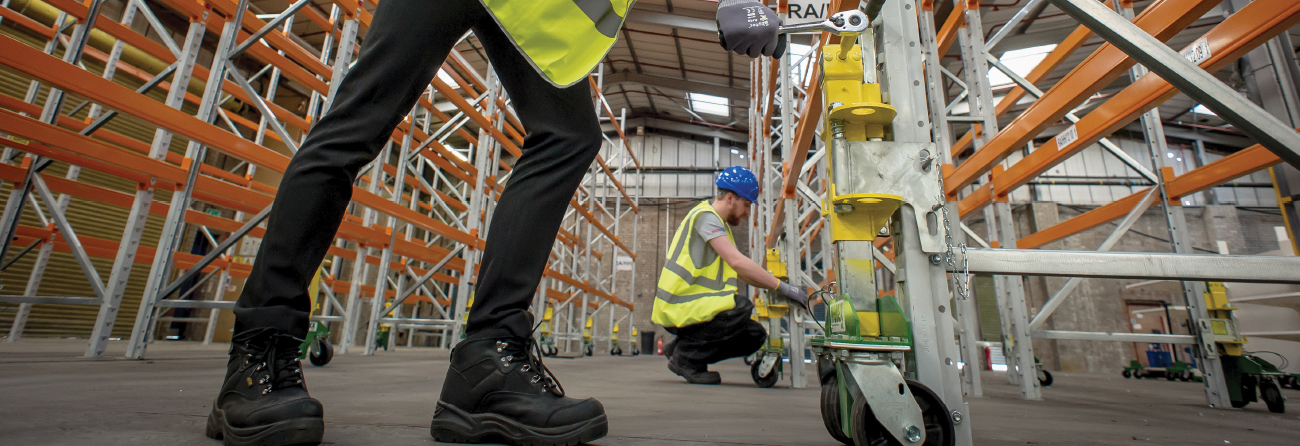 Reloskate – Hassle free approach to maximising warehouse space. Re-think your warehouse layout to increase efficiency and boost productivity